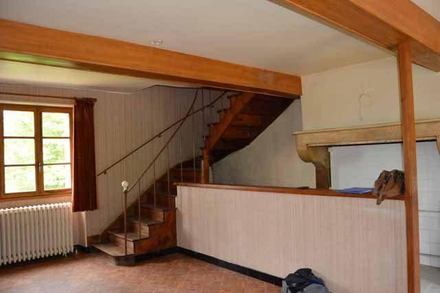 une vue imprenable, Grande maison de campagne, sur 4 niveaux différents dans un petit hameau dans le parc régional du Morvan sur un parcelle de 1496m²