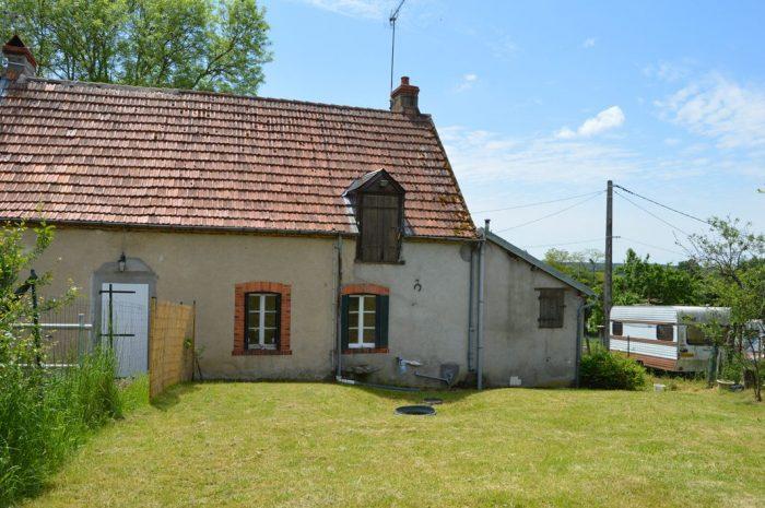 Maison 50 m² Saint-Seine  4 pièces