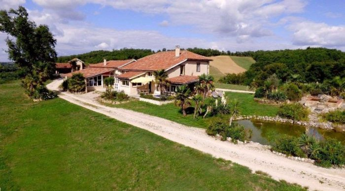 Vente Maison 9 pièces - 300 m² à P (31350)
