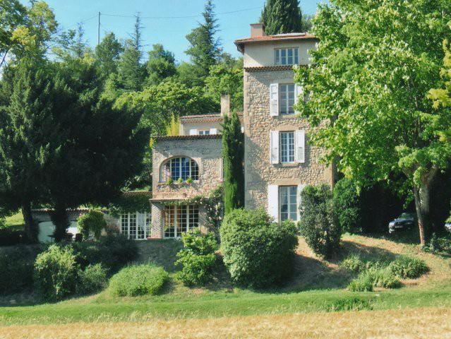 Vente Maison 6 chambres - 10 pièces - 360 m² à AOUSTE-SUR-SYE (26400)