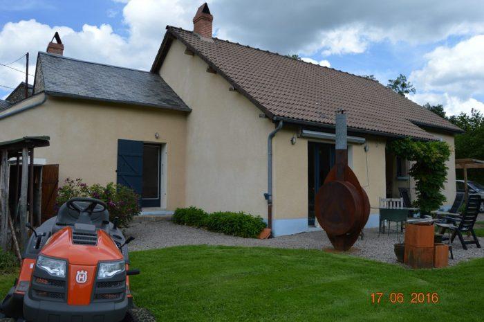 Maison  Villapourçon  81 m² 4 pièces