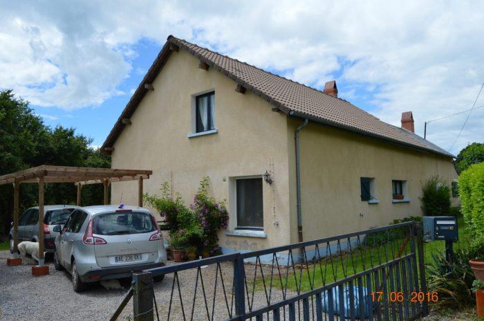 Maison 81 m² 4 pièces Villapourçon