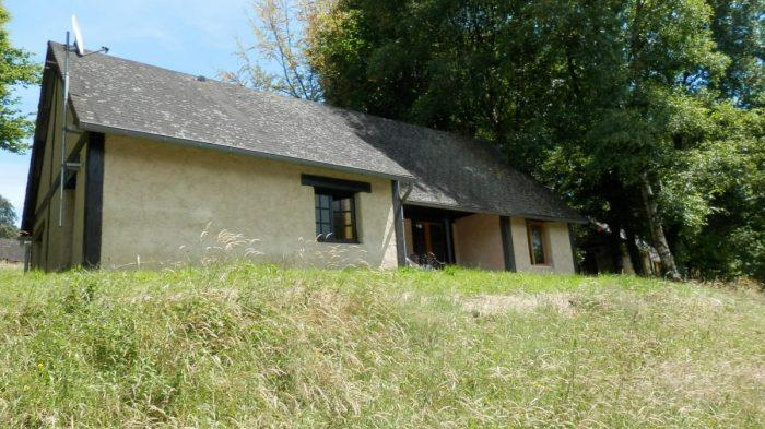 Maison 60 m²  4 pièces