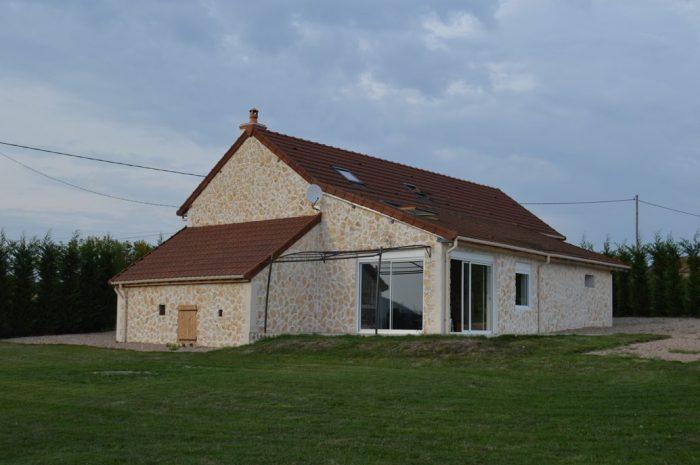Vente Maison 3 chambres - 6 pièces - 135 m² à Saint-Didier-sur-Arroux (71190)