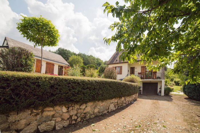 100 m²  4 pièces Maison Cussy-en-Morvan