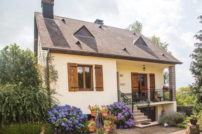 Maison 100 m² Cussy-en-Morvan  4 pièces