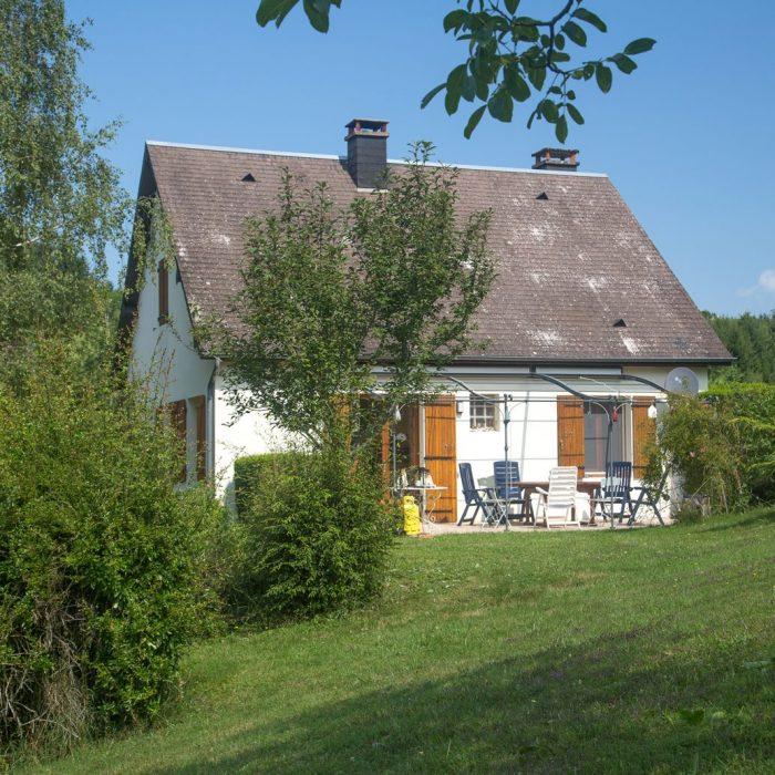 Maison 100 m² 4 pièces Cussy-en-Morvan