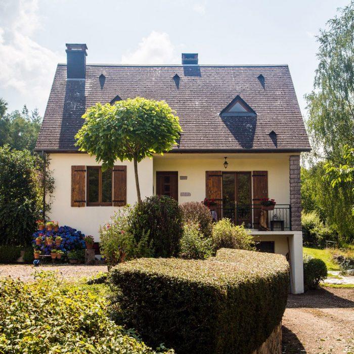 Maison  Cussy-en-Morvan  4 pièces 100 m²