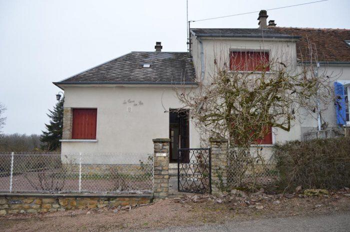 Maison Limanton  75 m² 5 pièces