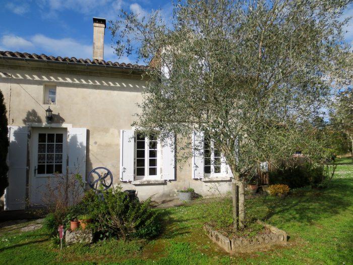 Maison  228 m² 6 pièces Salignac gironde Bordeaux à 20 mn