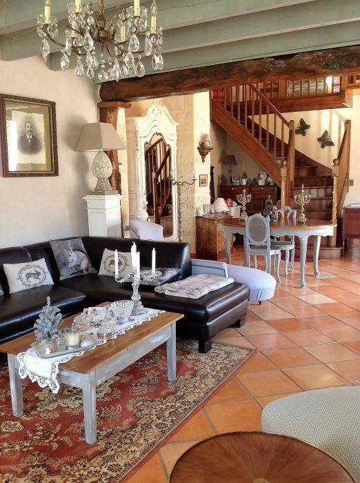 Maison  Salignac gironde Bordeaux à 20 mn 6 pièces 228 m²