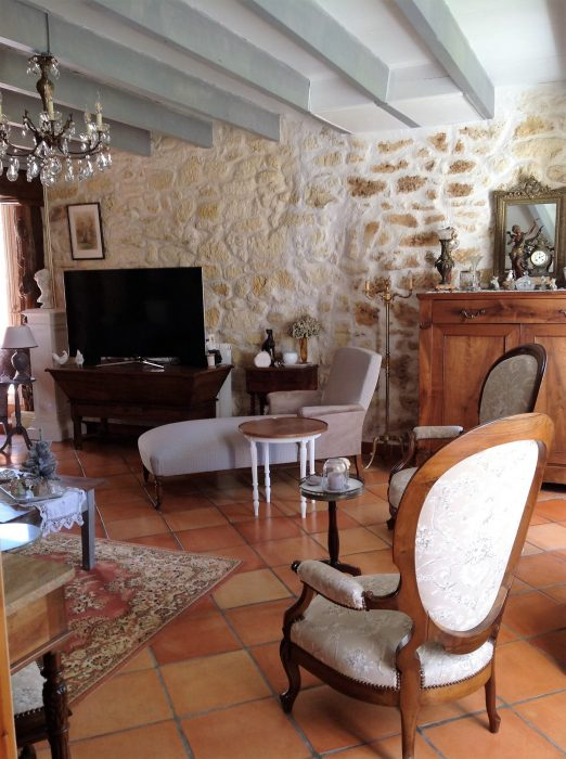 Salignac gironde Bordeaux à 20 mn 228 m² 6 pièces Maison