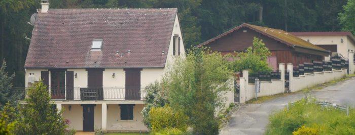 Maison 250 m² Sainte-Croix-sur-Orne  11 pièces