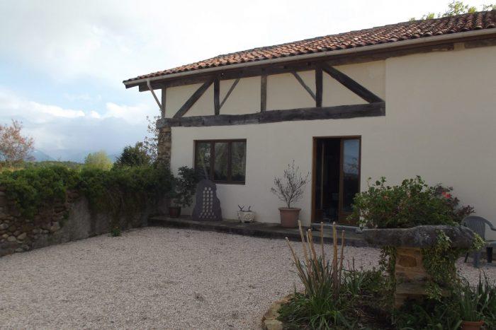 110 m² Maison  4 pièces Villeneuve-Lécussan
