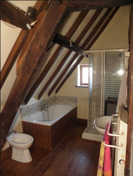 Maison Villeneuve-Lécussan  110 m² 4 pièces