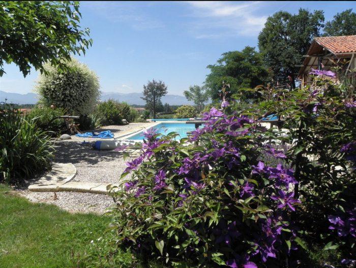 Villeneuve-Lécussan   110 m² Maison 4 pièces