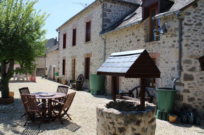 196 m² Maison 16 pièces Creuse (23)