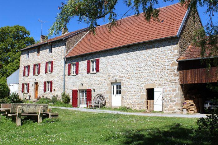 19 pièces 211 m²  Maison Creuse (23)