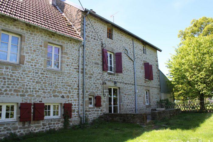 211 m² Creuse (23)  Maison 19 pièces