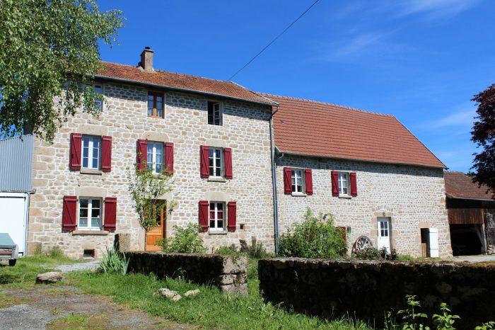19 pièces Creuse (23)  Maison 211 m²