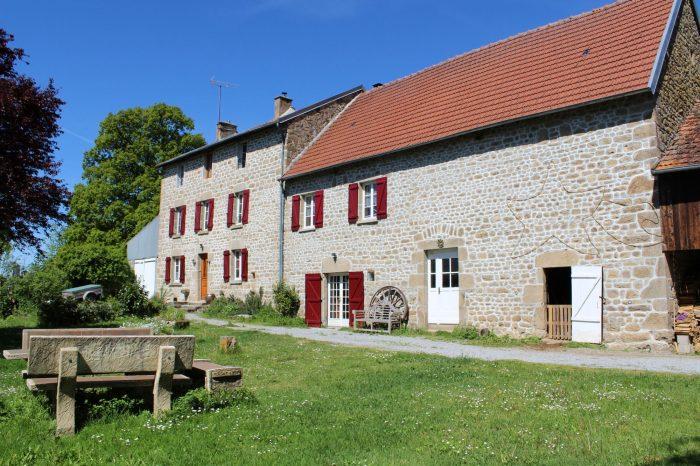 Maison 211 m² Creuse (23) 19 pièces