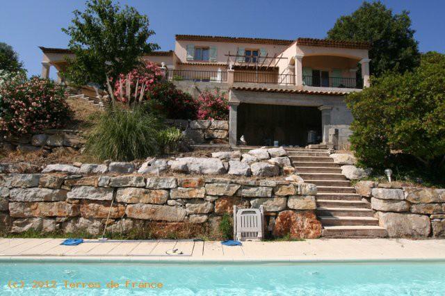 Vente Maison 5 chambres - 8 pièces - 225 m² à LES ADRETS DE L'ESTEREL  (83600)