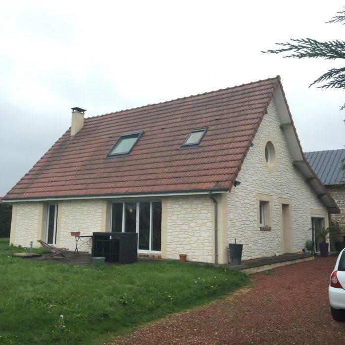 Pitres (27590) Vente Maison 4 chambres - 6 pièces - 120 m²