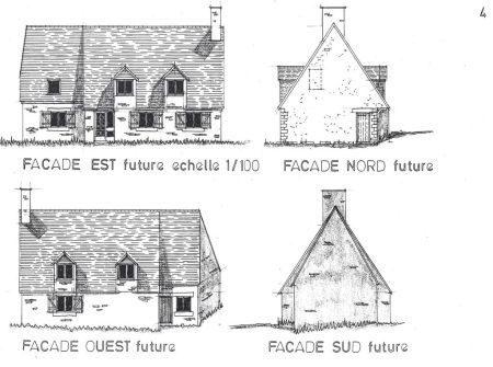 Maison Vassy  100 m² 5 pièces