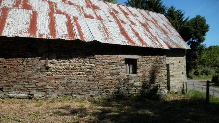Stone Barn to Renovate