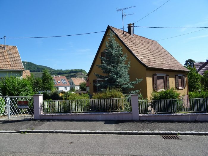 4 pièces  Soultz-Haut-Rhin  85 m² Maison