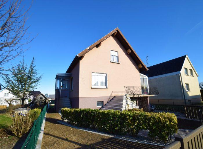Maison 130 m² 7 pièces Soultz-Haut-Rhin