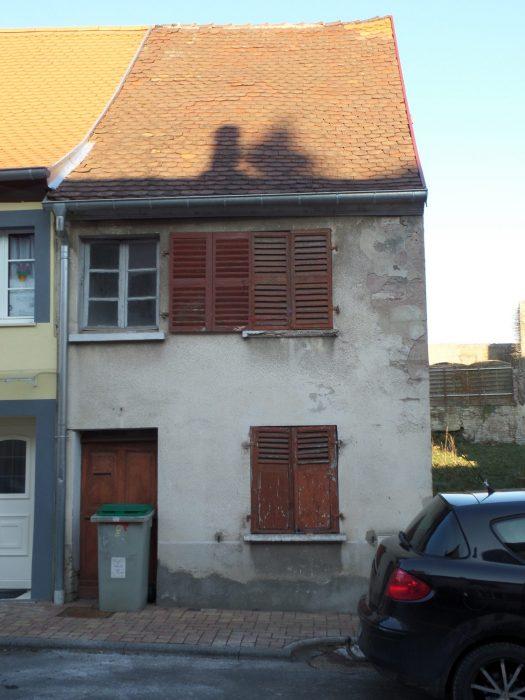 Petite maison r nover avec jardin sarralbe 57430 - Maison a renover petit prix ...