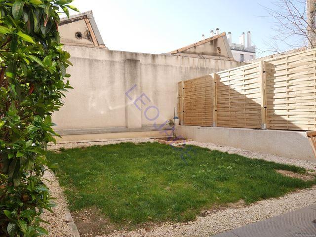Timone rez de jardin en premier tage type 3 de 71 m2 for Jardin 50m2 amenager