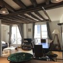 65 m²  Appartement Paris  3 pièces