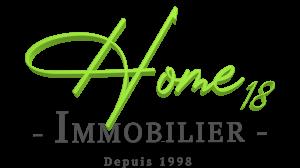 Agence immobilière HOME 18 IMMOBILIER St Germain du Puy