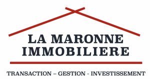 Agence immobilière LA MARONNE IMMOBILIERE Pléaux