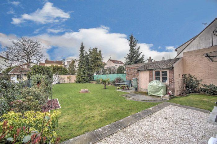 Maison familiale 134m2 et jardin maisons alfort all 39 immo for Agence immobiliere maison alfort