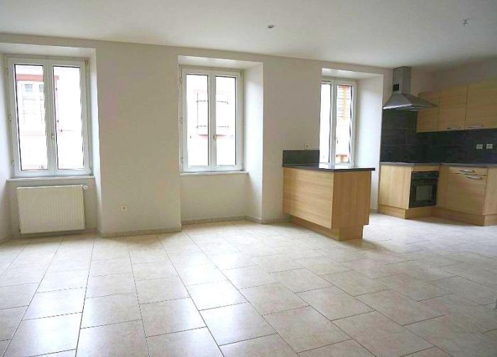 63 m²  3 pièces Barr  Appartement