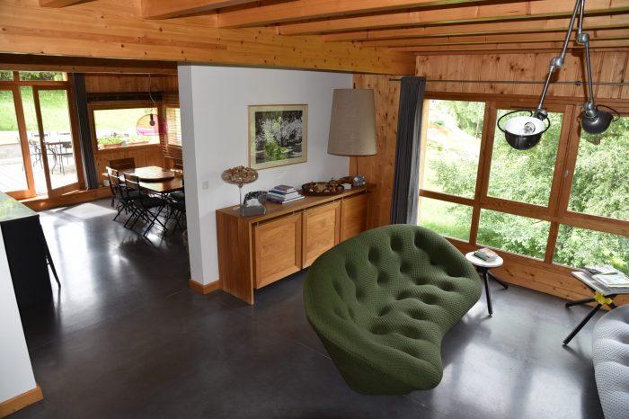 Maison d 39 architecte chambres d 39 h tes villard de lans 38250 for Villard de lans chambre d hote