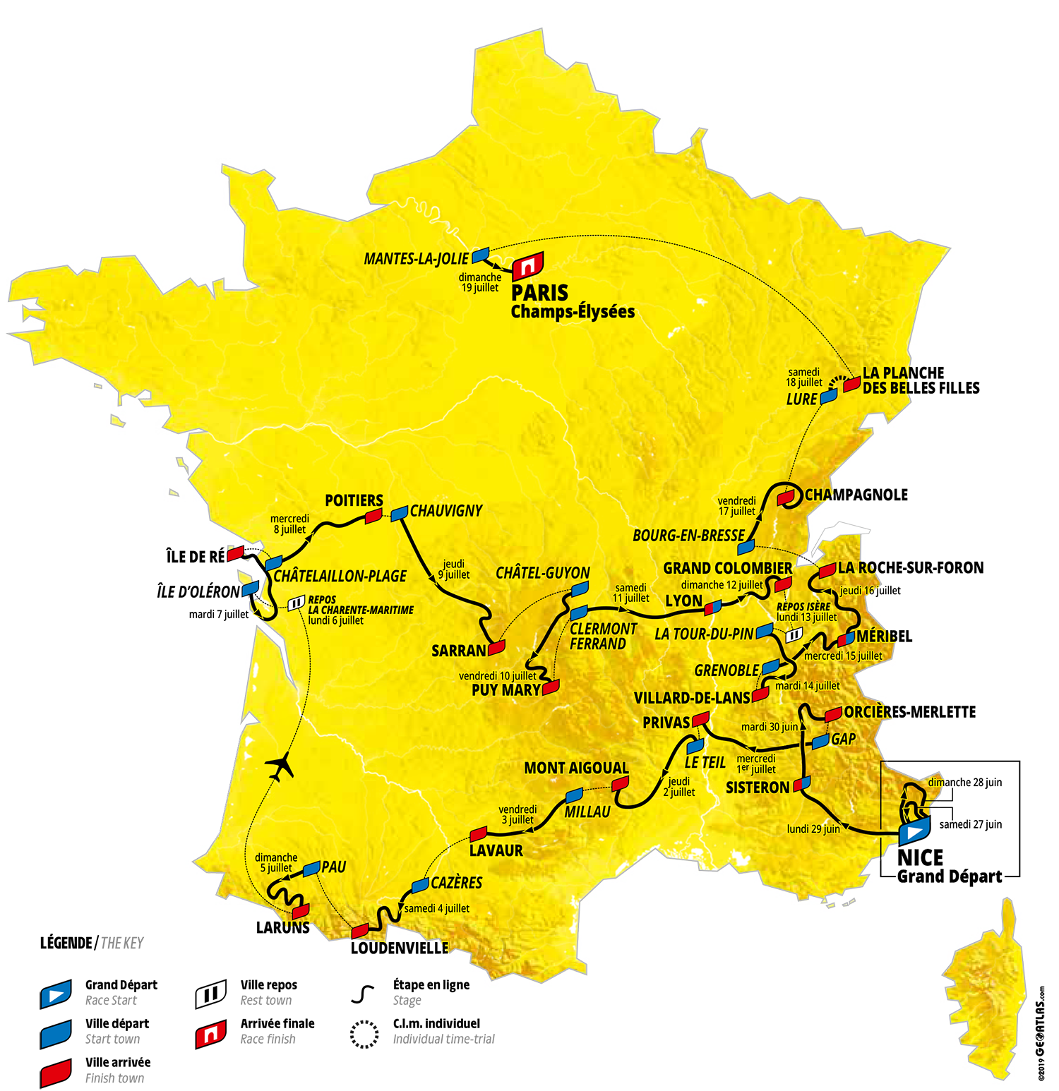 Tour de France Villard de Lans