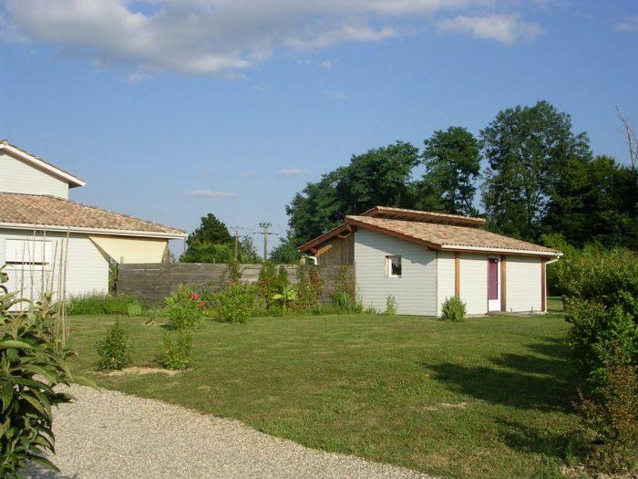 Belle maison d 39 architecte avec piscine eauze 32800 - Belle maison traditionnelle symmetry architecte ...