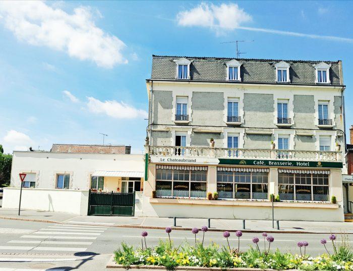 Immeuble hotel bar for Immeuble en vente