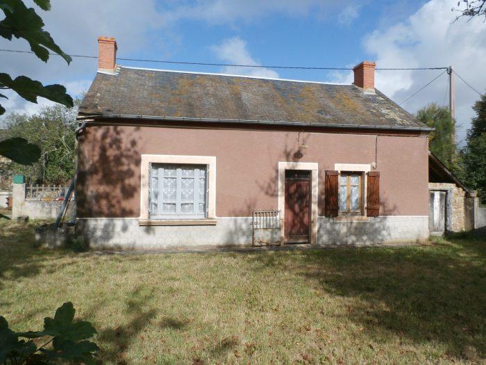 Petite maison venir d couvrir bord saint georges 23230 for Decouvrir maison