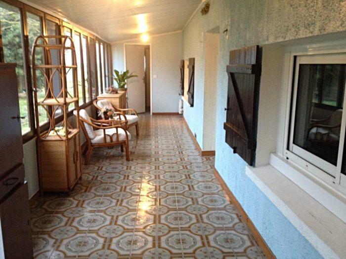 Plain pied fontenay en parisis for Achat maison cormeilles en parisis