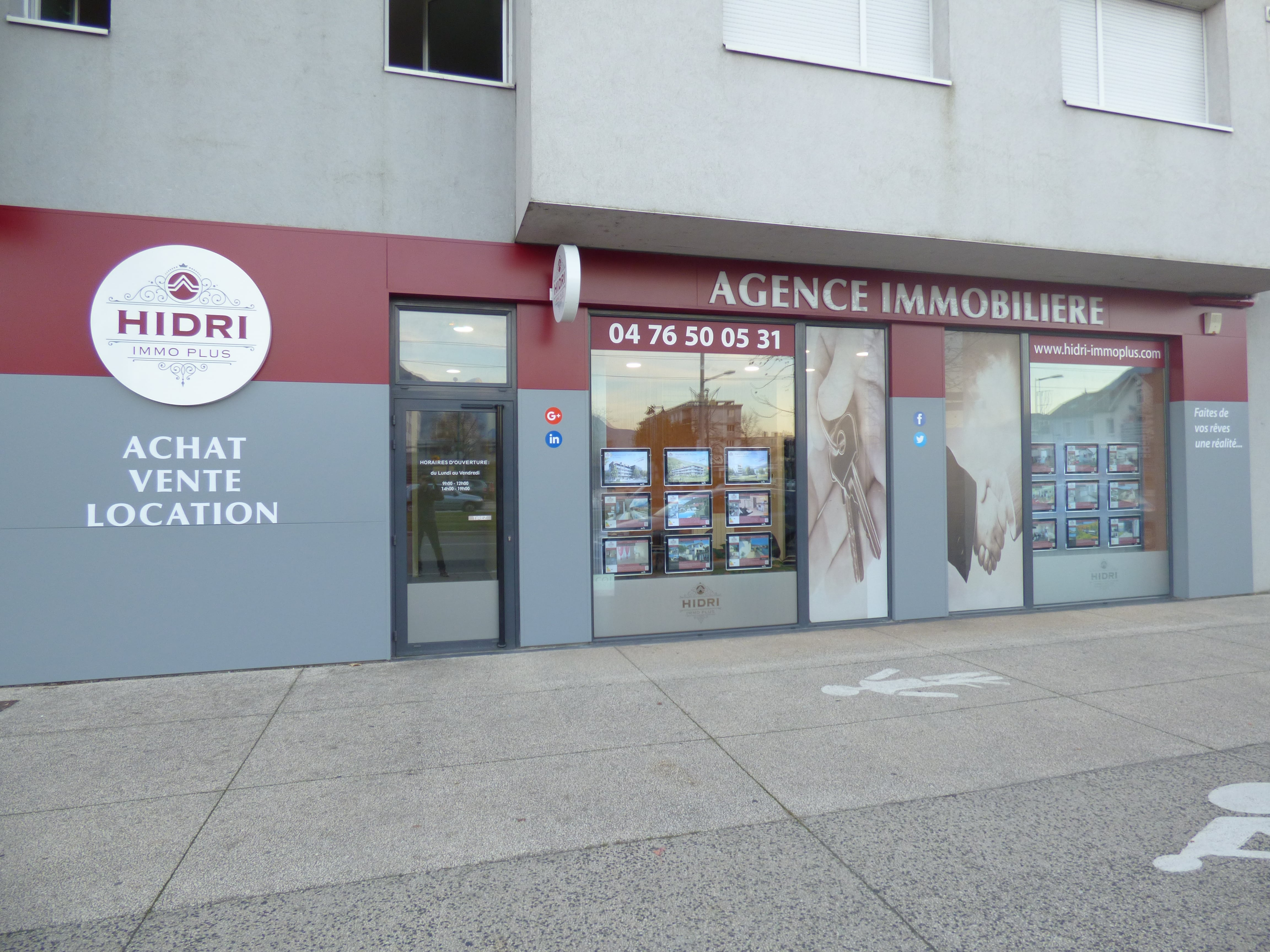 agence immobilière agglomération Grenoble