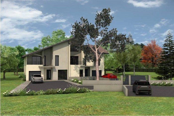 Villa neuve t6 for Achat villa neuve