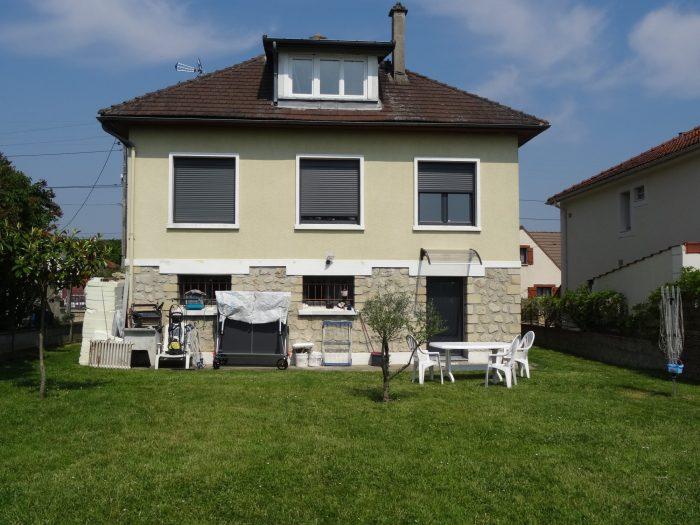 Goussainville df immobiliere goussainville for Vente maison individuelle rombas