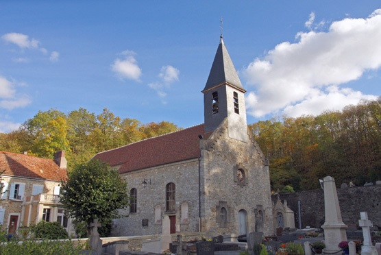 Kubimmo Villiers Saint-Fréderic Eglise