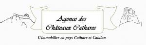 Agence immobilière Agence des Châteaux Cathares Saint-Paul-de-Fenouillet