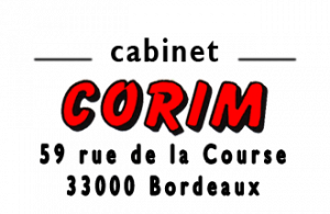 Agence immobilière CABINET CORIM Bordeaux
